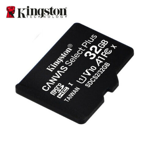 Original Kingston MicroSD Card Class 10 UHS-I Speeds 16gb 32gb Cell Phone Memory Card