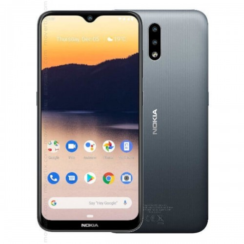 Nokia 2.3 2GB RAM 32GB ROM Smartphone 6,2 Inches Screen Android 9
