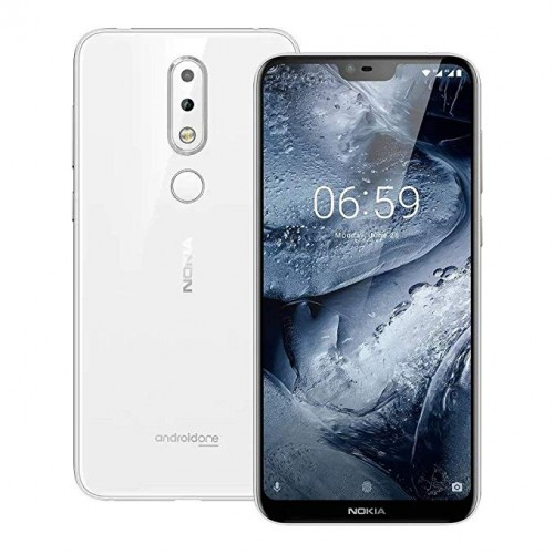 Nokia 6.1 4GB RAM 64GB ROM Dual SIM Smartphone 5.5 Inches Screen Android 9.0