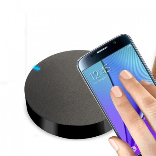 selling New Qi Wireless Charger Charging Pad for Samsung Galaxy Note 5 Very convenientdrop