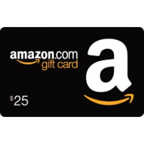 Amazon Store Gift Card $25
