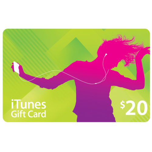 iTunes Gift Card (US) $20