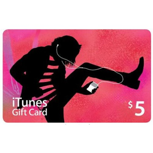 iTunes Gift Card (US) $5