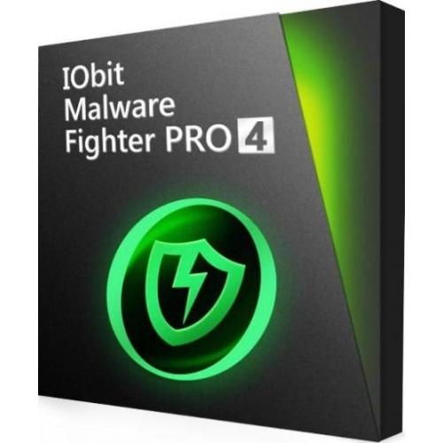 IObit Malware Fighter 4 PRO