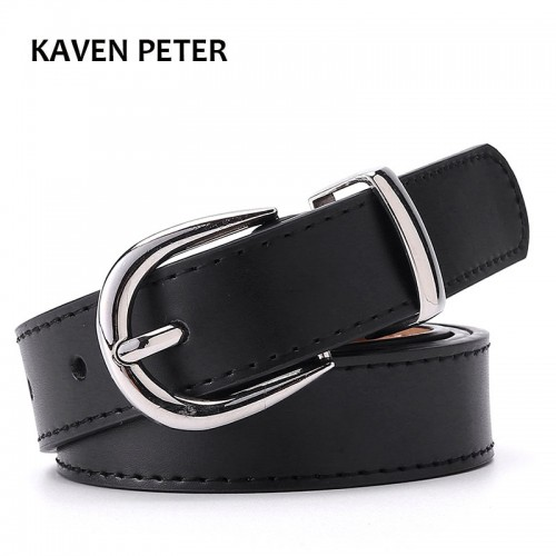Women Belt Cummerbunds Belts For Women Dress Apparel Lady Belt Waist Pu Leather Black Women s