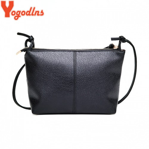 Yogodlns New fashion casual shoulder bag cross body bag small vintage women s handbag