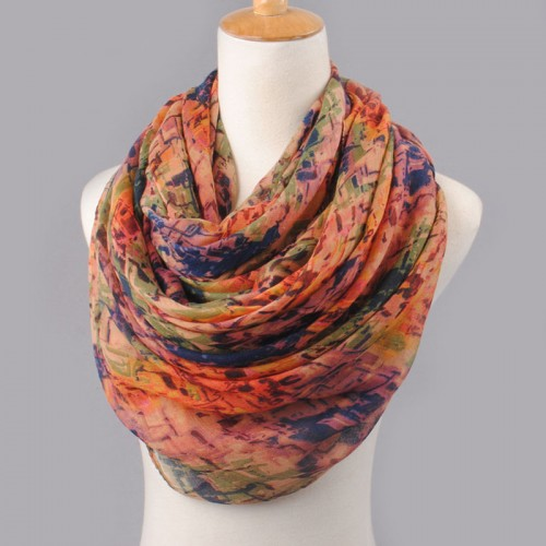 high quality WOMAN SCARF cotton voile polyester scarves solid warm autumn and winter scarf shawl