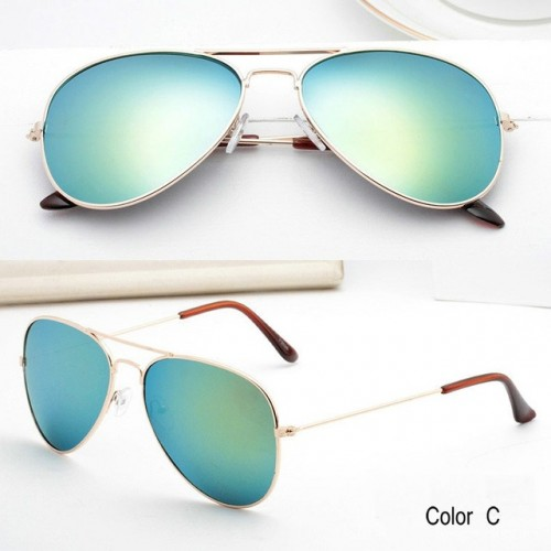 Alloy Frame Anti Reflective Women Glasses (2)