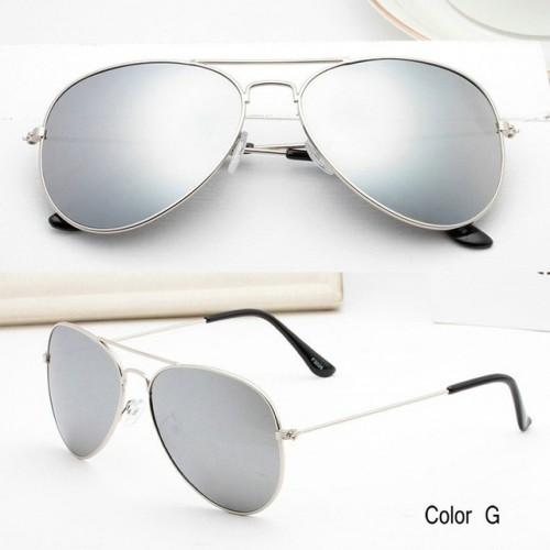 Alloy Frame Anti Reflective Women Glasses (8)