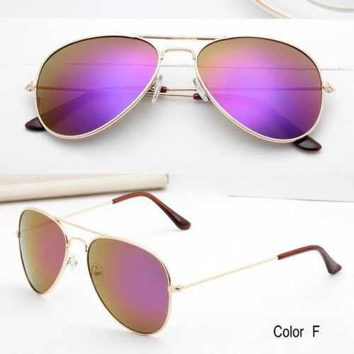 Alloy Frame Anti Reflective Women Glasses (9)