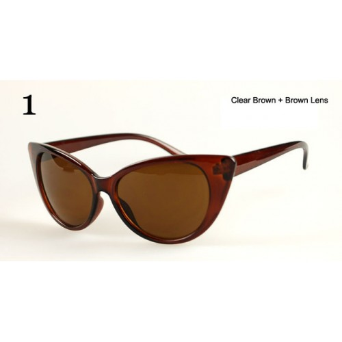 Women UV400 Gradient Lens Sunglasses (1)