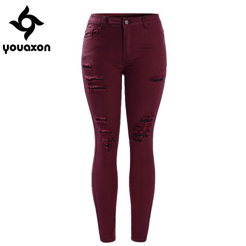 Latest Women Jeans Fashion (21)
