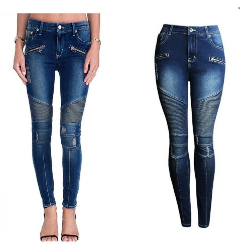Latest Women Jeans Fashion (22)