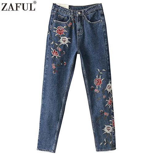 Women Jeans Slim Fashion (4)
