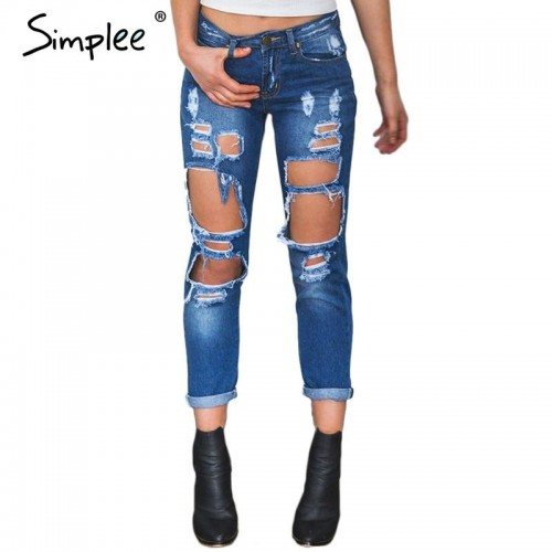 Women Jeans Slim Fashion (40)