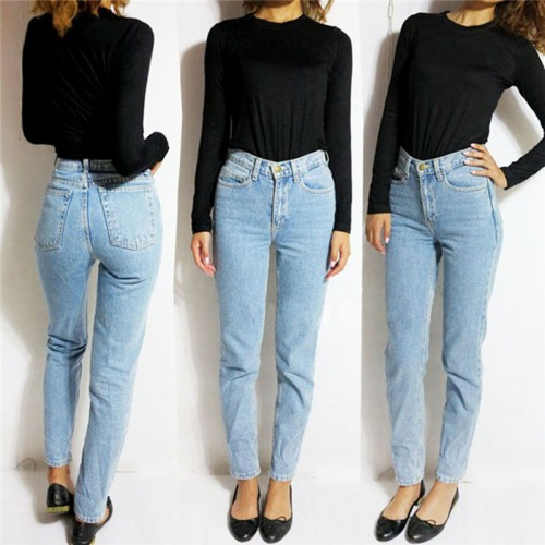 Women New Style Jeans Fashion (6)