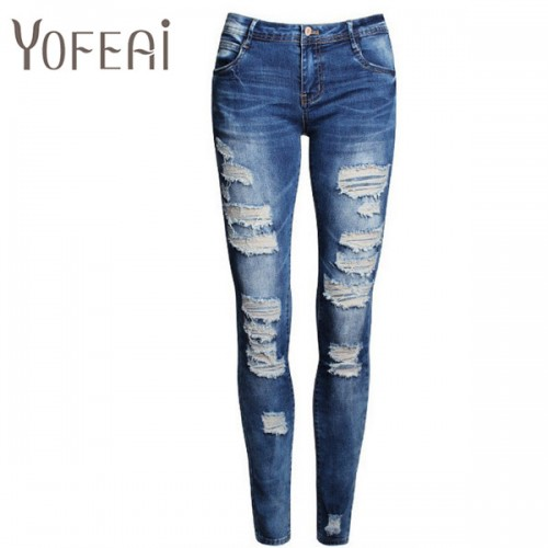 Women New Style Jeans Fashion (9)