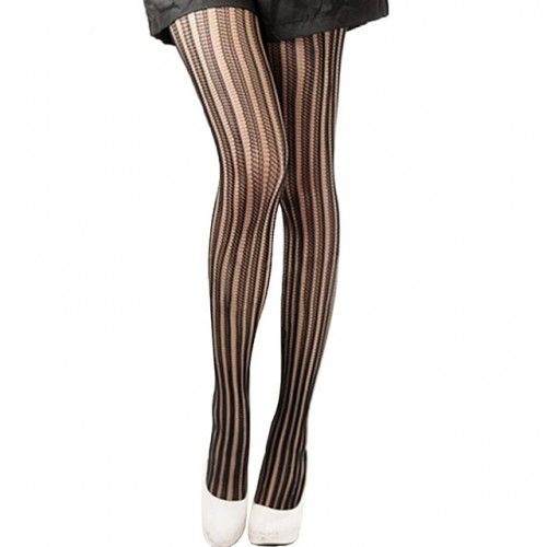 Womens Net Lining Fishnet Pantyhose Tights Stockings