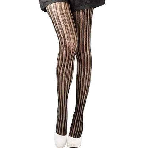 Womens Net Lining Fishnet Pantyhose Tights Stockings
