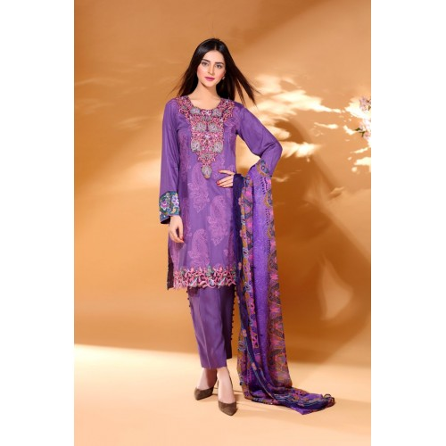 GulKari Embroidered Linen Collection (1)