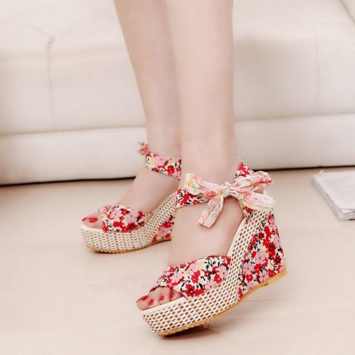 Zapatos de Las Se oras de Las Mujeres Sandalias de Verano de Punta Abierta Cabeza de.