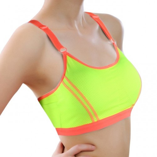 Women Breathable Push Up Bras  (2)