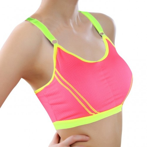 Women Breathable Push Up Bras  (5)