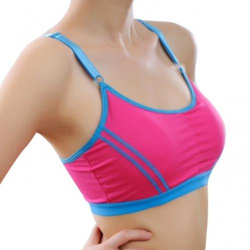 Women Breathable Push Up Bras  (9)