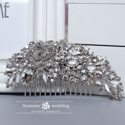 Trendy Hair Clip Comb Pin 13