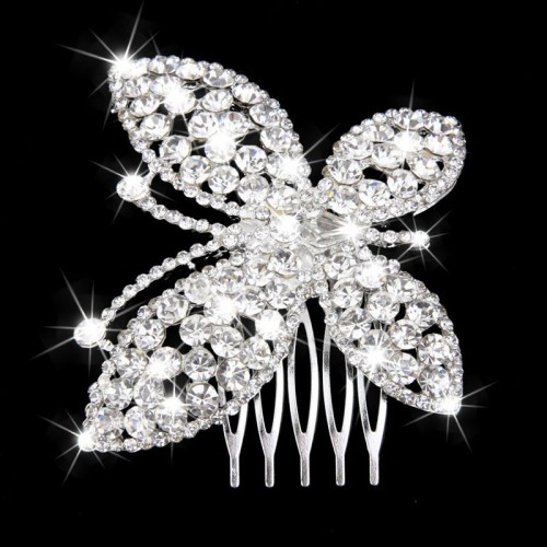 Trendy Hair Clip Comb Pin 24