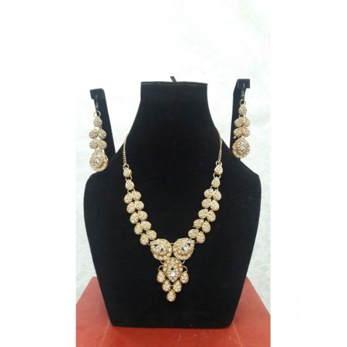 Trendy traditional jewelry set 21