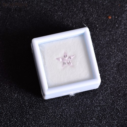 A box of Pink Sapphire Scarce production No burning gemstones