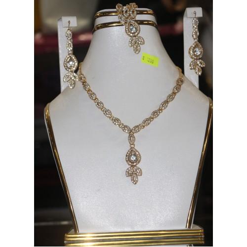 trendy traditional jewelry set 18