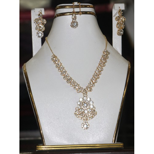 Trendy traditional jewelry set 19