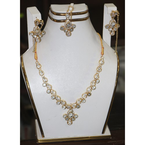 trendy traditional jewelry set 25