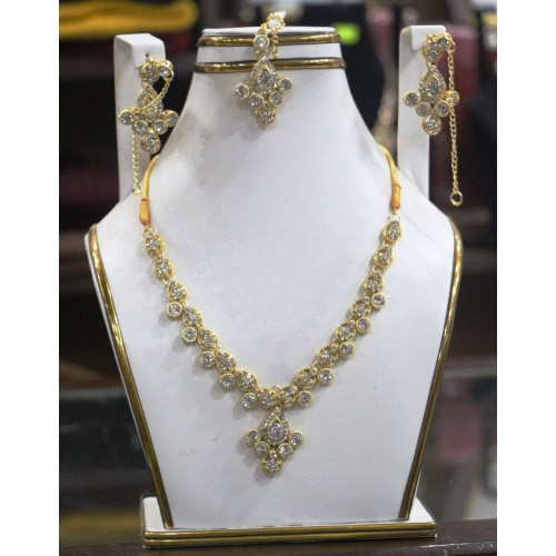 trendy traditional jewelry set 26