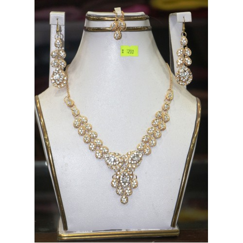 trendy traditional jewelry set 30