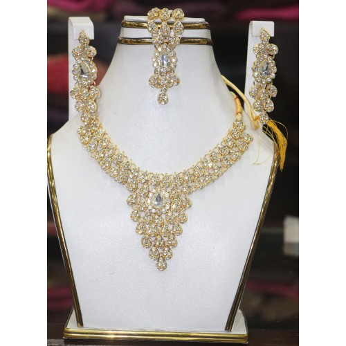 trendy traditional jewelry set 34