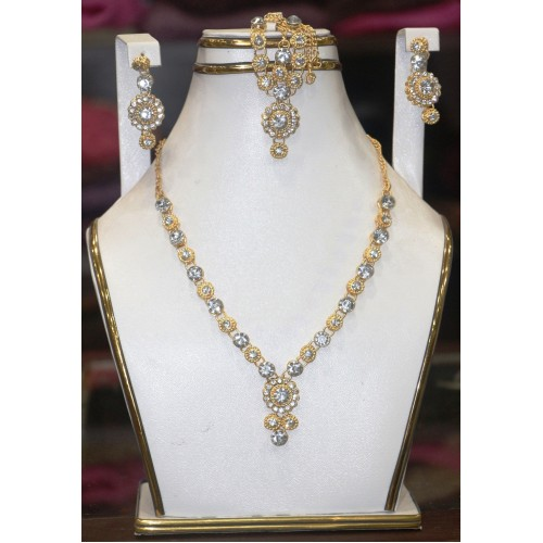 trendy traditional jewelry set 35