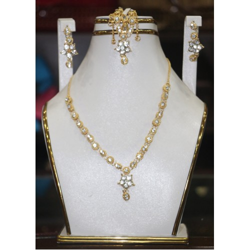 trendy traditional jewelry set 37