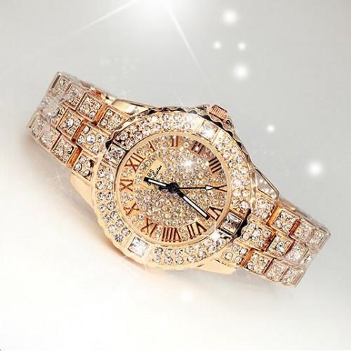 2017 New Women Rhinestone Watches Lady Dress Women watch Diamond Luxury brand Bracelet Wristwatch ladies Crystal.jpg 640x640