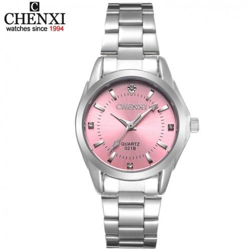 5 Fashion colors CHENXI CX021B Brand relogio Luxury Women s Casual watches waterproof watch women fashion