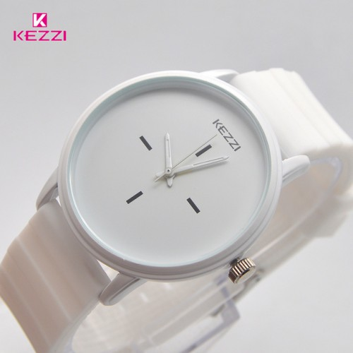 Kezzi Brand Black White Silicone Watches Student Women Men Sport Quartz Watch Couple Ultra Slim Casual.jpg 640x640
