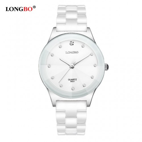 LONGBO Brand Watches Women Fashion Watch 2017 White Ceramic Diamond Waterproof Jelly Quartz Wrist Watches relogio.jpg 640x640
