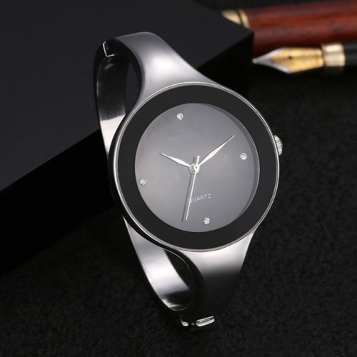 Women Quartz Bangle Watches New Design Relojes Stainless Steel Strap Simple Female Rhinestone WristWatch female ladies.jpg 640x640