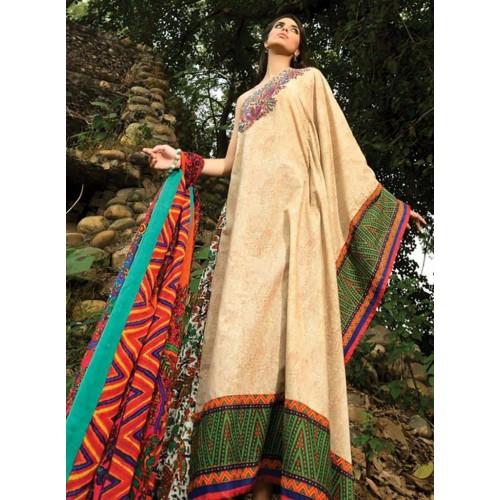 Al Karam Shawl Suit