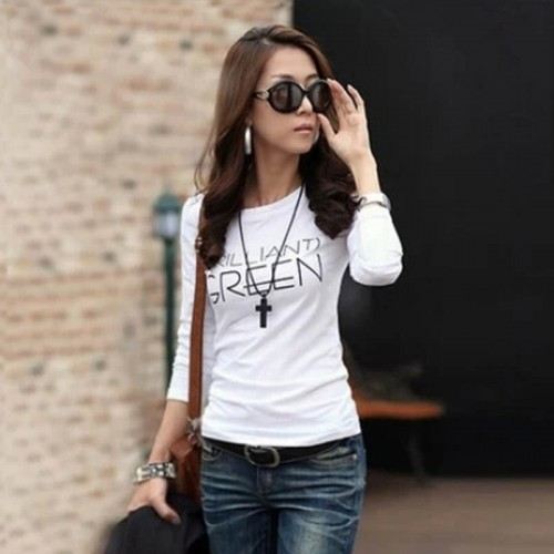 Women Summer Casual Shirts (124)