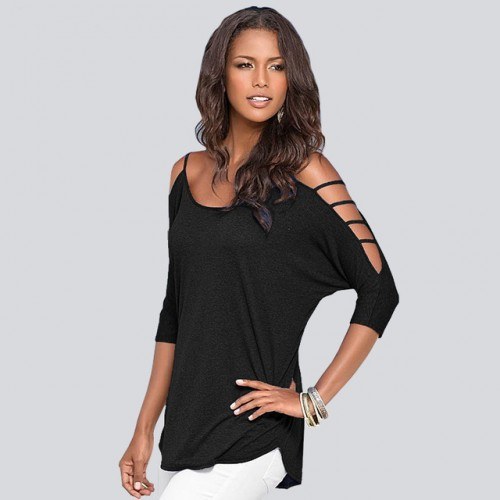 Women Summer Casual Shirts (154)