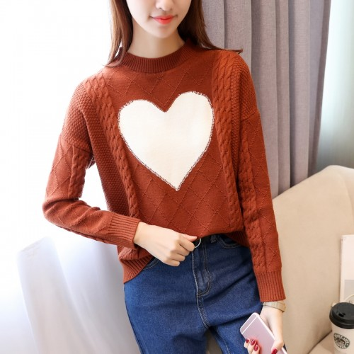 5804 new love spell color sweater 49