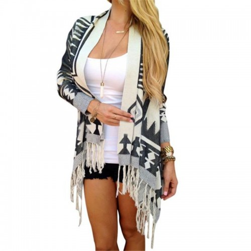 snowshine 4503 Womens Long Sleeve Knitted Cardigan Loose Sweater Outwear Coat Tops free shipping